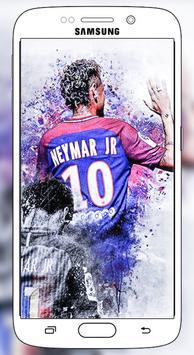 Neymar Jr PSG Wallpapers HD screenshot 1