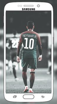 Neymar Jr PSG Wallpapers HD screenshot 5