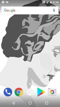 Feminist Wallpapers - Woman Yellow Wallpaper HD screenshot 4
