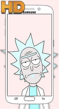 Rick Shanchez Wallpapers HD screenshot 2