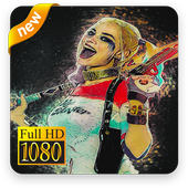 Harley Quinn wallpapers HD icon