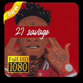 21 Savage Wallpapaer HD icon