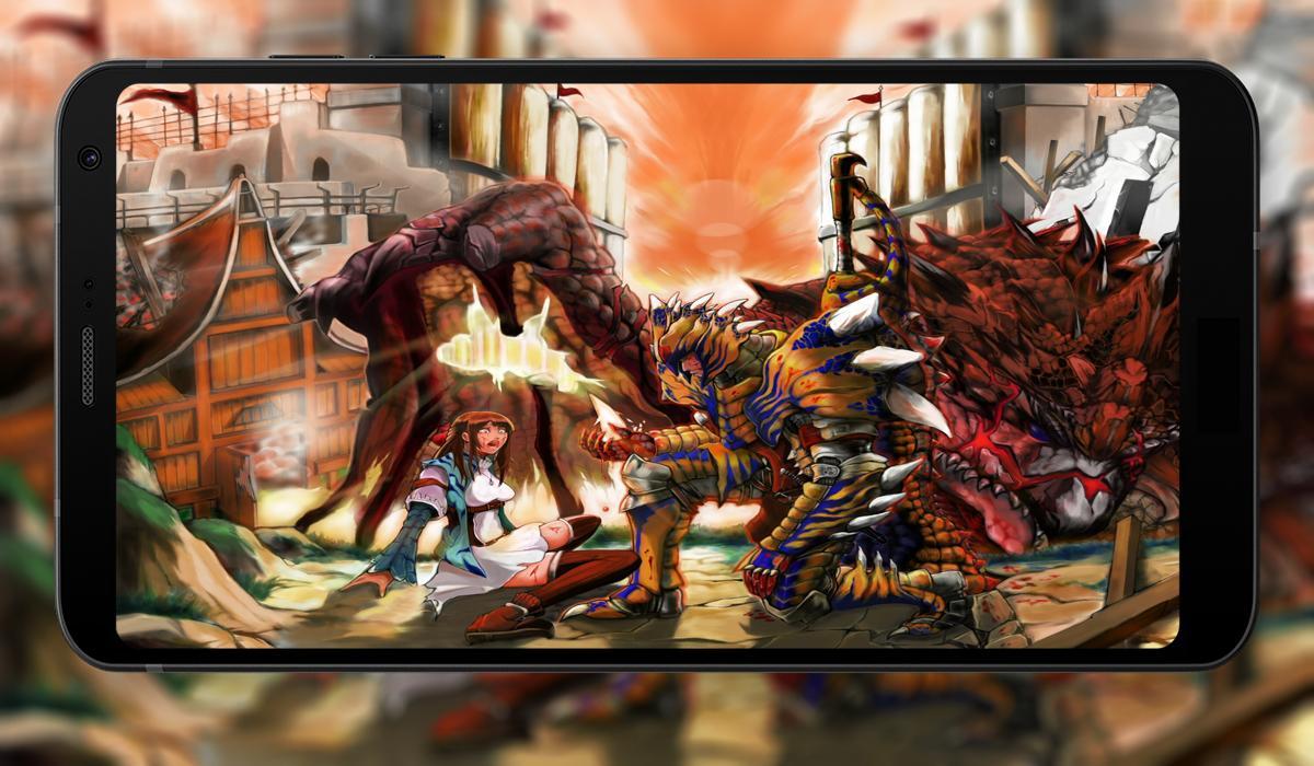 Monster Hunter World Wallpaper for Android - APK Download