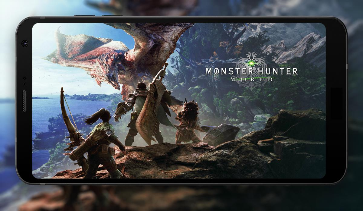 Monster Hunter World Wallpaper For Android Apk Download