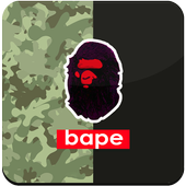 Bape Wallpaper HD icon