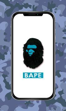 Bape Wallpaper HD screenshot 3