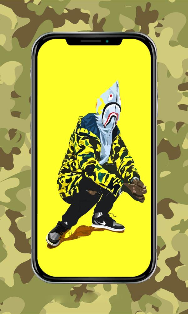 Bape Wallpaper Hd For Android Apk Download