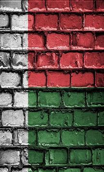 Madagascar Flag Wallpapers screenshot 1