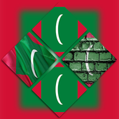 Maldives Flag Wallpapers icon