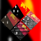 Papua New Guinea Flag Wallpapers icon