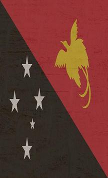 Papua New Guinea Flag Wallpapers screenshot 1