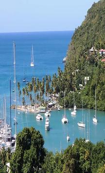 Saint Lucia Wallpapers Travel screenshot 4