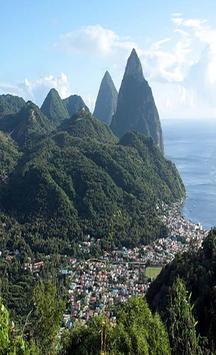 Saint Lucia Wallpapers Travel screenshot 7
