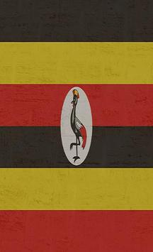 Uganda Flag Wallpapers screenshot 1
