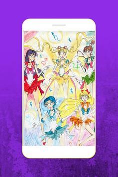 Anime Wallpapers Full HD screenshot 4
