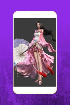 Anime Wallpapers Full HD screenshot 5