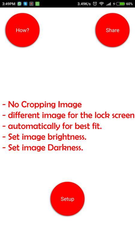 Fit Full Screen Live Wallpaper poster Fit Full Screen Live Wallpaper screenshot 1 ...
