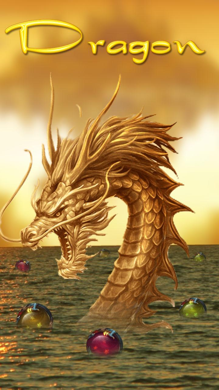 3D Golden Dragon For Android APK Download