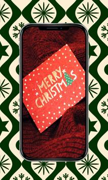 Happy Christmas Wallpaper poster