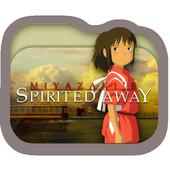 spirited away wallpaper icon