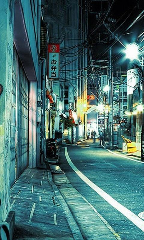 Street Live Wallpaper For Android Apk Download