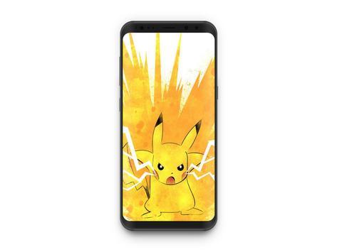 Pokemon art wallpaper apk screenshot