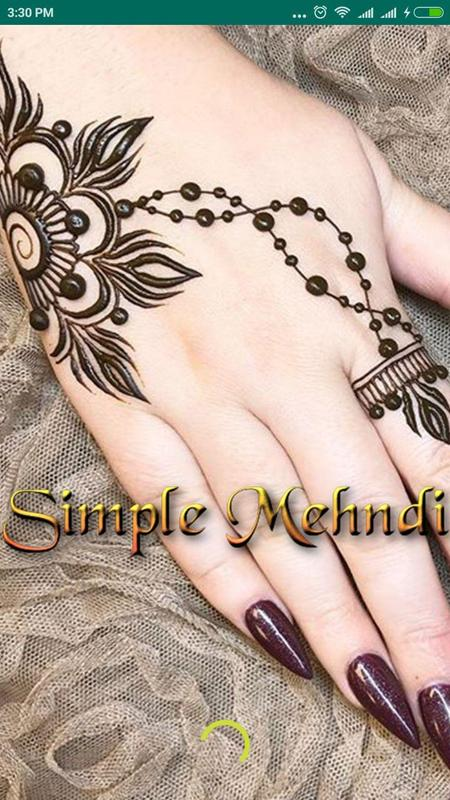 Simple Mehndi Designs 2019 For Android Apk Download