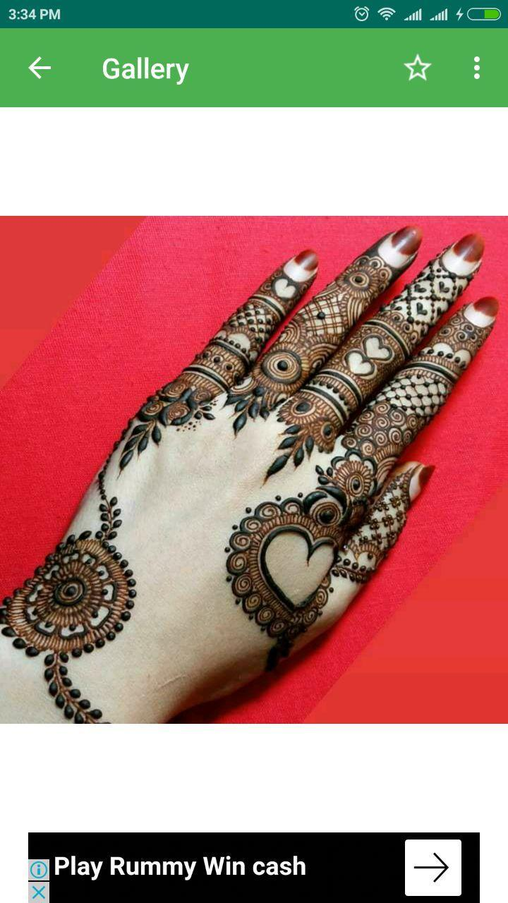 Simple Mehndi Designs 2019 for Android - APK Download