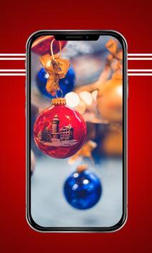 Xmas Wallpaper:  Santa Claus & Christmas Wallpaper screenshot 1