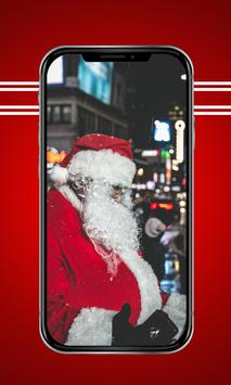 Xmas Wallpaper:  Santa Claus & Christmas Wallpaper screenshot 2