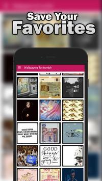 Wallpaper For Tumblr screenshot 4