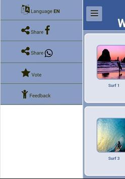 Surf Wallpapers screenshot 1