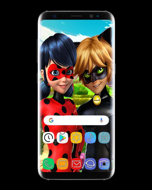 Ladybug And Cat Noir Wallpaper Hd Fur Android Apk Herunterladen