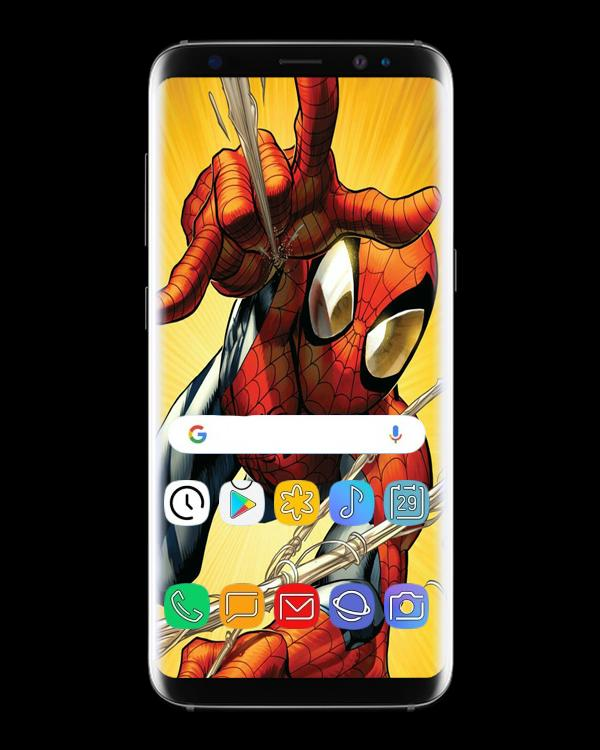 Spider-Man Wallpaper HD 4K for Android - APK Download