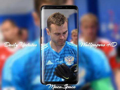 Russia Football team wallpapers screenshot 2