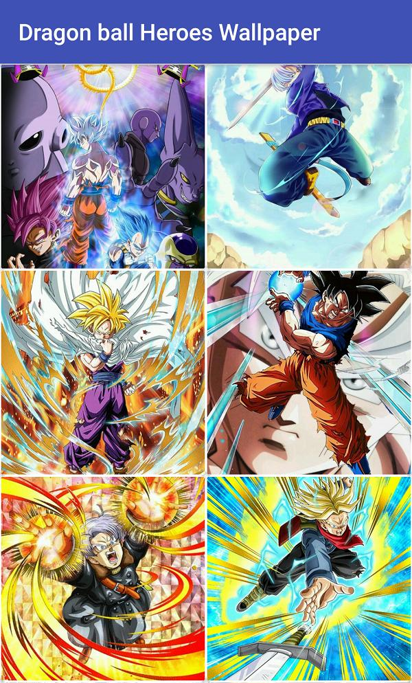 Dragon Ball Heroes Wallpapers Super Anime Picture For