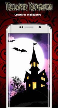 Halloween wallpaper HD screenshot 2