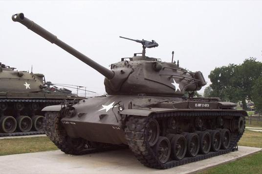 Patton Tanks Wallpaper Images apk screenshot