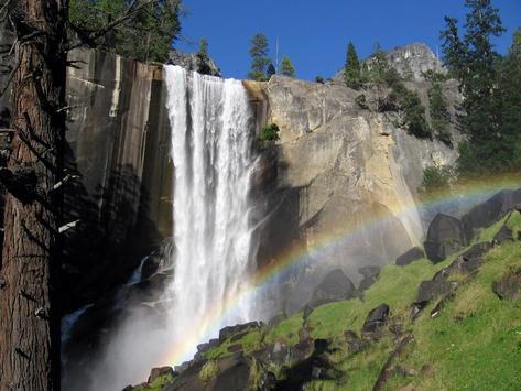 Yosemite Falls Wallpapers poster
