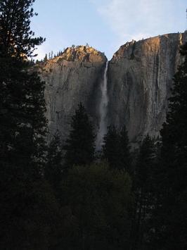 Yosemite Falls Wallpapers screenshot 1