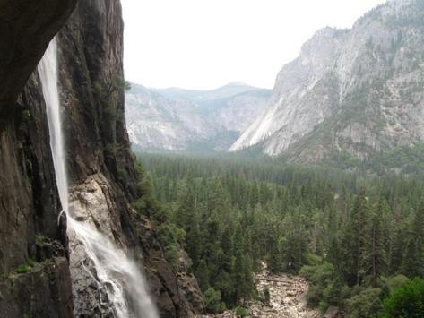 Yosemite Falls Wallpapers screenshot 2