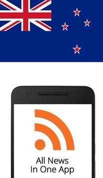 Wanganui News poster