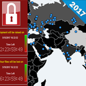 WannaCry Infection Map icon