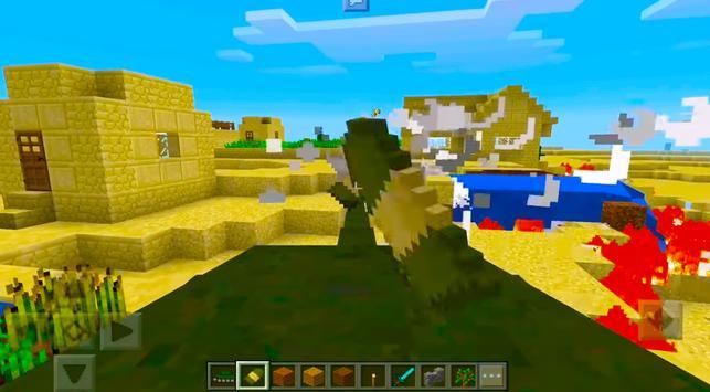2018 War Tank MCPE Mod! screenshot 3