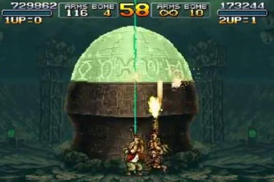 Hint Metal Slug 3 apk screenshot