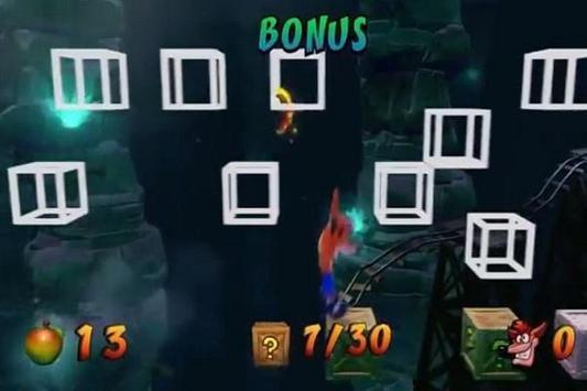 New Crash Bandicoot Tips poster