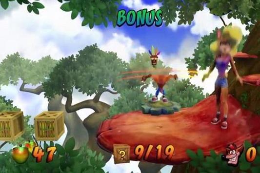 New Crash Bandicoot Tips apk screenshot