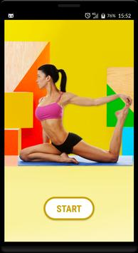 Stretching & flexibility - cool down exercises screenshot 1