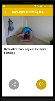 Stretching & flexibility - cool down exercises screenshot 2