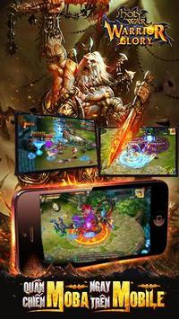 Holy War (Legend of Warriors) poster